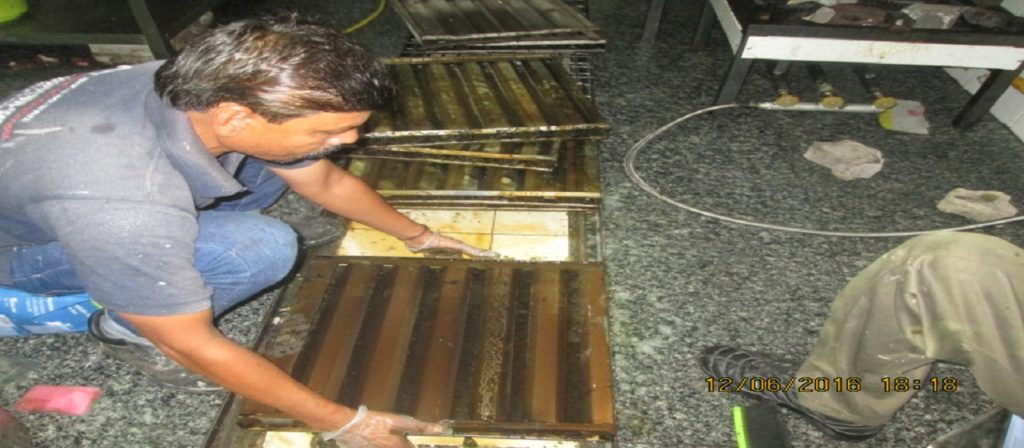 kitchen duct cleaning in dubai