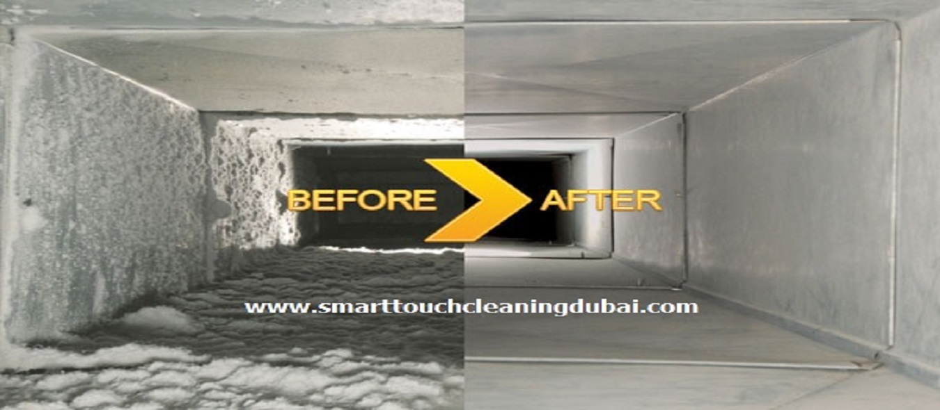 AC Duct Cleaning Dubai