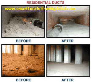 duct cleaning companies in dubai