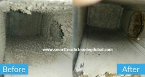 AC Duct Cleaning Service Dubai