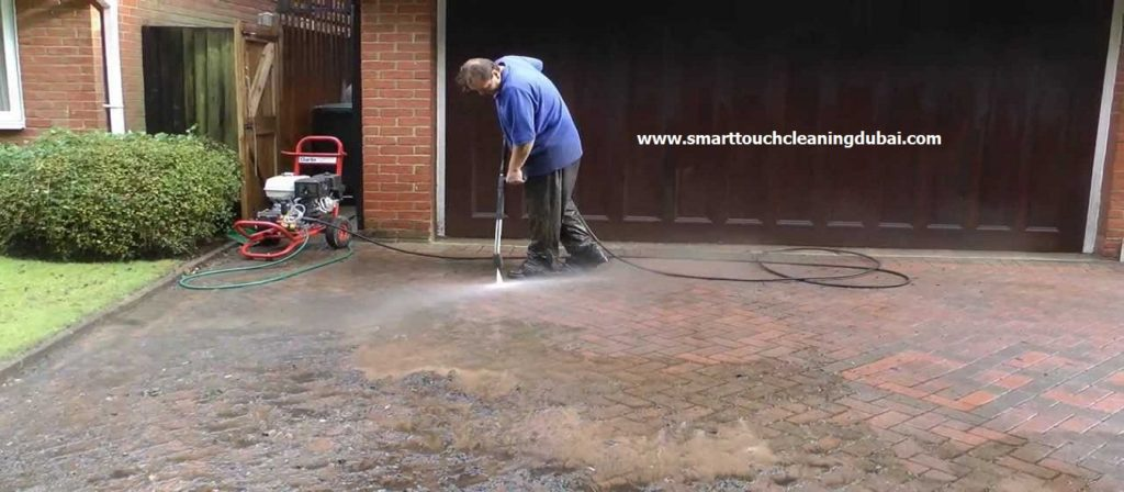 pressure wash cleaning dubai